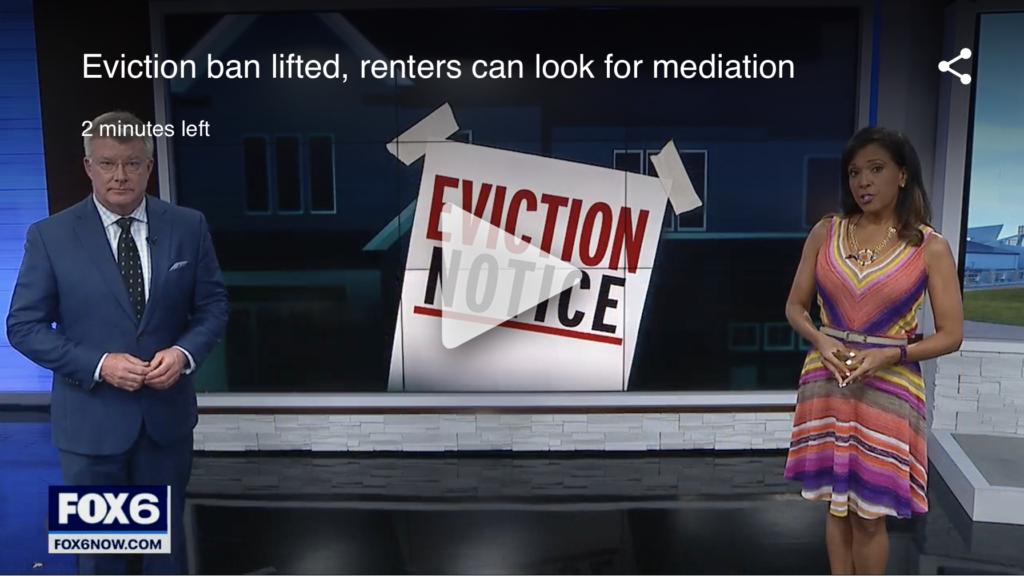 Fox 6 Interview on mediation